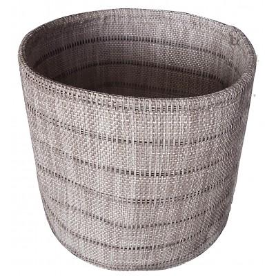 Corbeille à pain ronde Manoka Perle diamètre 15