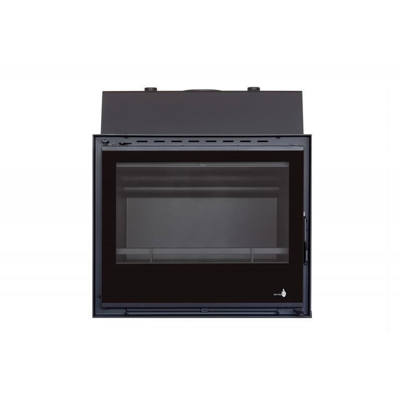 Pour Insert C-570HT Option Cadre 4 côtés Acier CADRE 4L - Dimensions :756x647x40mm