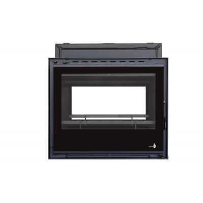 Pour Insert C-670HTDF Option Cadre 4 côtés Acier CADRE 4L - Dimensions :756x647x40mm (pour 1 face)